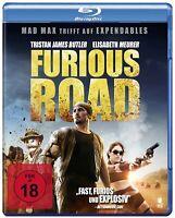 FURIOUS ROAD - BLU RAY - NEU & OVP - FSK18