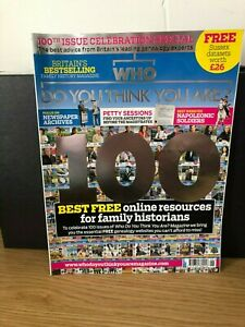 Who Do You Think You Are? Magazine June 2015 Issue 100 BBC family history