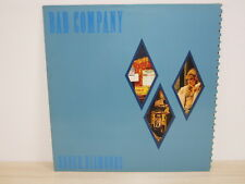 LP / Bad Company  ‎– Rough Diamonds / DE PRESS / RAR /