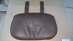 OEM Cashew Leather HT-125 Massage Chair Neck Head Pillow Cushion by Human Touch