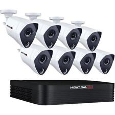 Night Owl THD301-88P 8 Camera 8 Channel 3MP (1569P) Video Security System