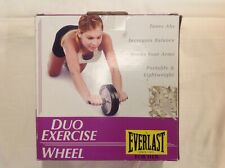 Everlast Duo Exercise Wheel For Her Eh1430Gy in Box