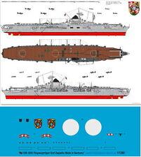 Peddinghaus 1/1250 ep 3052 Deutscher Flugzeugträger Graf Zeppelin