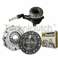 LUK 2 PART CLUTCH KIT WITH CSC FOR VAUXHALL TIGRA TWINTOP CONVERTIBLE 1.8