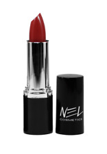 NEL Cosmetics naturaleza elegancia de Lujo Rojo Barra de Labios-Falu