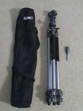 Calumet CK6100 Tripod with Extension and Carrying Bag/Case in Excellent Cond.
