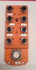 LUMBERG ASBS8 / LED 5/4 DISTRIBUTION ACTUATOR SENSOR BOX  10-30V