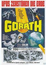 DVD: Gorath - UFOs zerstören die Erde (Science Fiction, Japan 1962, Toho)