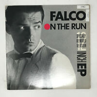 "Falco On The Run Vinyl Record Original 1983 Rare 12"" Special Remix"