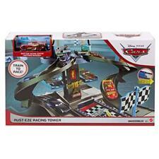 Disney and Pixar's Cars Rust-Eze Racing Tower Race Car Track Set