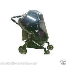 Raincover for HAUCK Manhattan pushchair and pram 2in1
