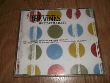 "THE VINES "" OUTTATHAWAY "" CD SINGLE - UK FREEPOST"