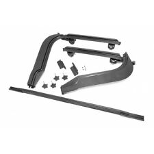 1997-2006 Jeep Wrangler & Unlimited Softop Door Surround Frame and Rear Bar Kit