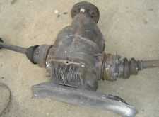 00 01 02 03 MERCEDES S 430 REAR END CARIER DIFFERENTIAL AXLE CASE s500 ???