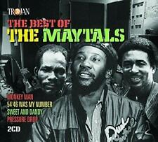 The Maytals - The Best of The Maytals - CD 2016