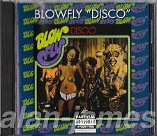 Blowfly DISCO 1996 Weird World US CD OOP Mint
