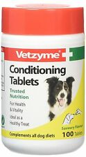Vetzyme Acondicionador TABLETAS PARA TUS MASCOTAS, 100 tablets
