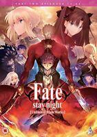 Fate Stay Night Unlimited Bladeworks Pt2 [DVD][Region 2]