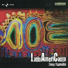 Esposito Tony - LatinAmeriCano CD Nuovo Sigillato