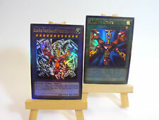 ~PROXY~ Orica Blue-Eyes White Dragon 8-Body Connection + Wicked Chain Ultra Rare