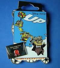 UP Disney Pixar Pin DSF DSSH Best Animated Feature LE 400 OC Carl Russell & Dug
