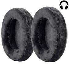 Memory Foam Ear Pads Replacement Earmuffs Cushion Velour Soft For Headphones