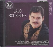 Lalo Rodriguez 25 Exitos  2CD New Sealed