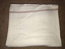 Vintage Rainbow Stripe Flour or Feed Sack Linen? Fabric Opened K