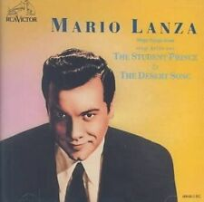 Student Prince by Mario Lanza CD 090266004829