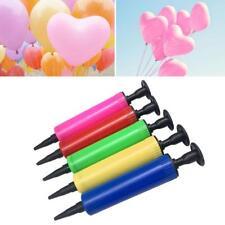 Plastic Hand Ballonpumpe Inflator für Party Decor Air Kissen ZP