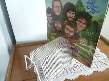 VINTAGE RECORD HOLDER - 50 YO - (Holds 66 Records) - .G.C..Delight any Collector