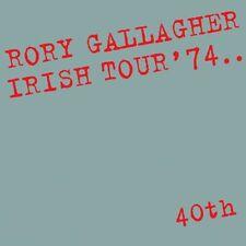 RORY GALLAGHER - IRISH TOUR '74 - NEW CD ALBUM