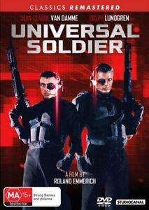 Universal Soldier | Classics Remastered DVD
