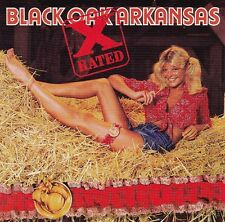 CD BLACK OAK ARKANSAS  X-Rated / Southern Rock