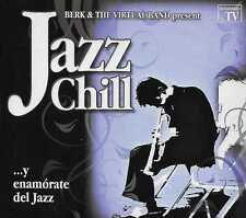Berk & The Virtual Band ‎– Jazz Chill CD 2006 Digipack