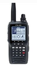 Yaesu FTA-450L VHF Airband COMM Handheld Radio Transceiver w/ Li-Ion Battery