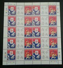 Malaysia Kuala Lumpur 98 XVI Commonwealth Games 1994 Sport (sheetlet) MNH *rare