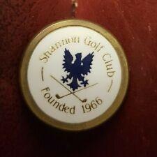 New listing Shannon Golf Club Ball Marker (Vintage Brass)