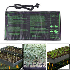 Waterproof Propagation Seedling Heat Mat Seed Cloning Warm Pad Germination AU