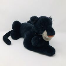 Disney BAGHEERA Plush Jungle Book Black Panther Stuffed Animal Toy