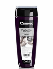 Delia Cameleo Colour Hair Rinse - Silver, 200ml