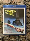 Tower of Evil Blu Ray - Horror On Snape Island - Scorpion Releasing