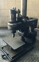 HAMILTON DRILLING TAPPING MACHINE INDUSTRIAL 1/4 HP