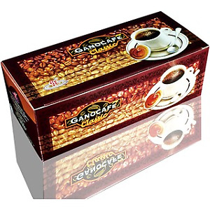 GANO CAFE CLASSIC BLACK COFFEE GANO EXCEL GANODERMA FREE SHIPPING