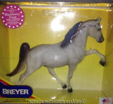 Breyer Model Horses Vintage Blackberry Frost Rose Gray Tennessee Walker