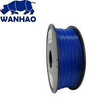 Wanhao Blue PLA 1.75 mm 1 KG Filament for 3d printer - Premium Quality