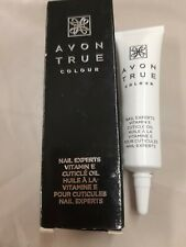 Avon True Colour Nail Experts Vitamin E Cuticle Oil