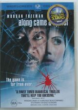 MORGAN FREEMAN....ALONG CAME A SPIDER..BRAND NEW AND SEALED..REGION 4 DVD