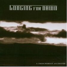 LONGING FOR DAWN - A TREACHEROUS ASCENSION  CD NEUF