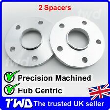 15MM HUBCENTRIC ALLOY WHEEL SPACERS FOR PORSCHE 911 (996 997 991) 5x130 [2Bx]